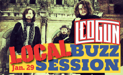 Local Buzz Session - LeoGun
