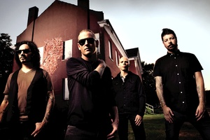 Stone Sour: Road To The Golden Gods Tour