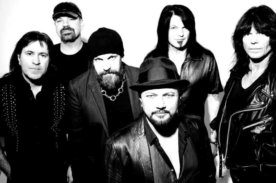 Queensryche featr. Geoff Tate