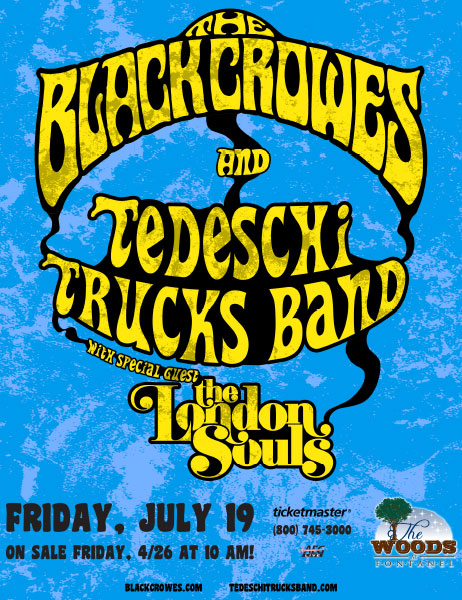 The Black Crowes & Tedeschi Trucks Band