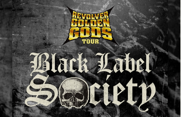 Black Label Society - Golden Gods Tour