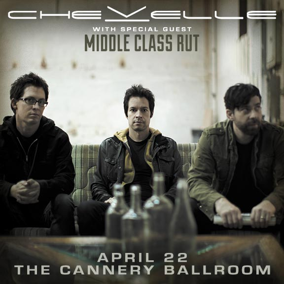 102.9 The Buzz Presents: Chevelle