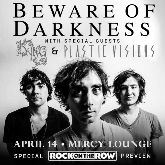 102.9 The Buzz Presents: Beware of Darkness