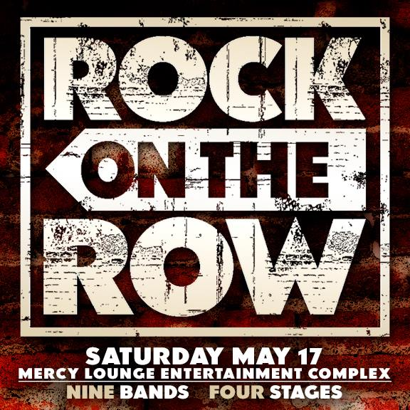 Rock on the Row
