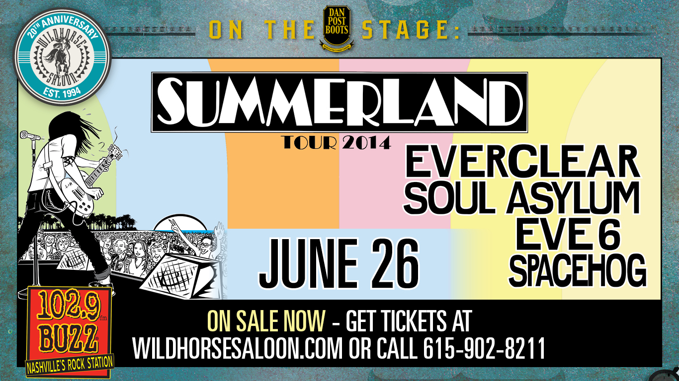 Buzz Presents: Summerland 2014