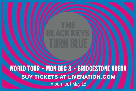 Black Keys w/ St. Vincent at Bridgestone Arena