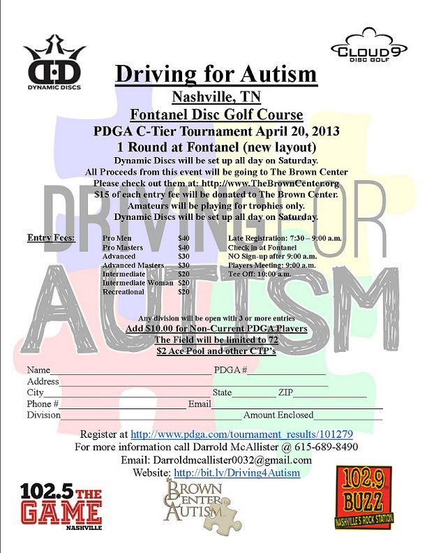 Nashville's Rock Station-Driving for Autism