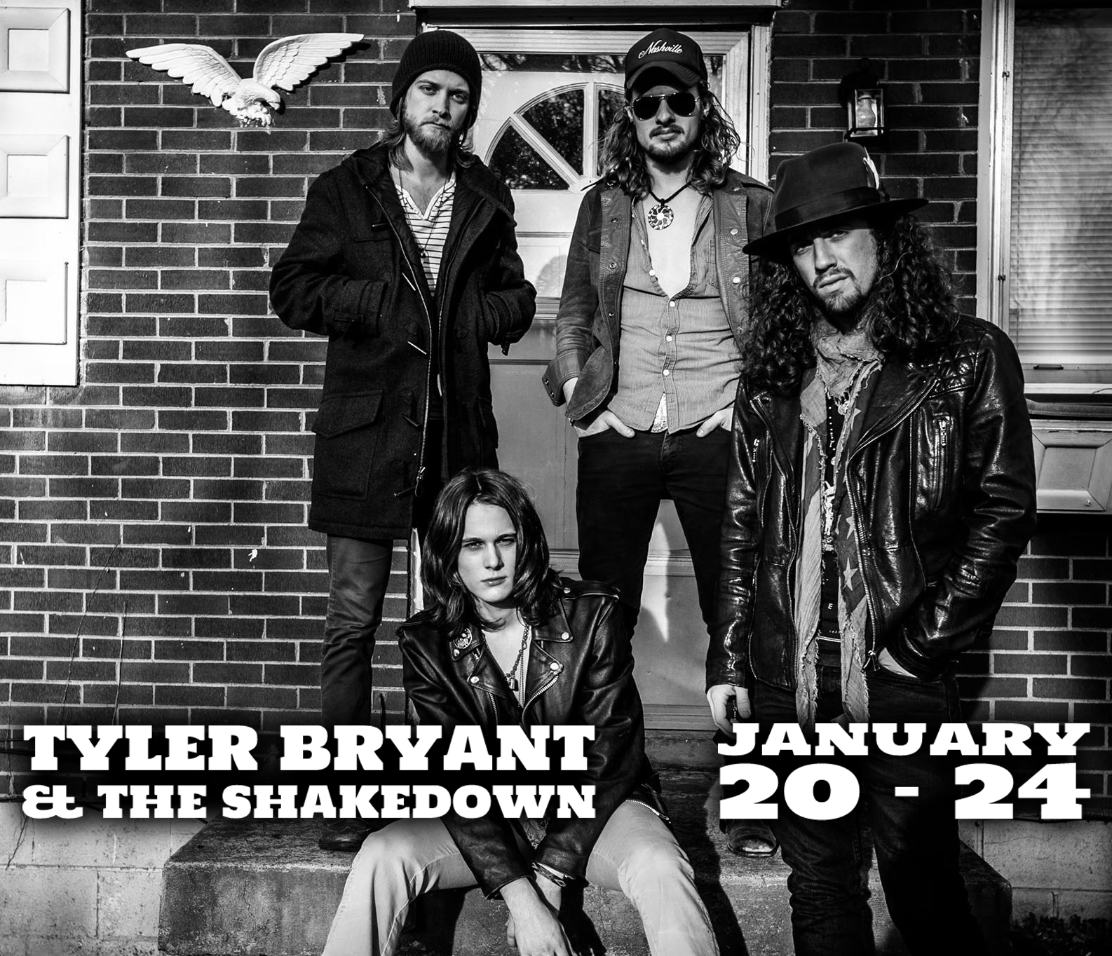 Local Buzz Cut of the Week: Tyler Bryant and the Shakedown