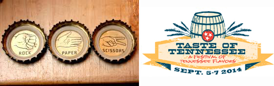 Rock Paper Scissors and Taste of Tennesee