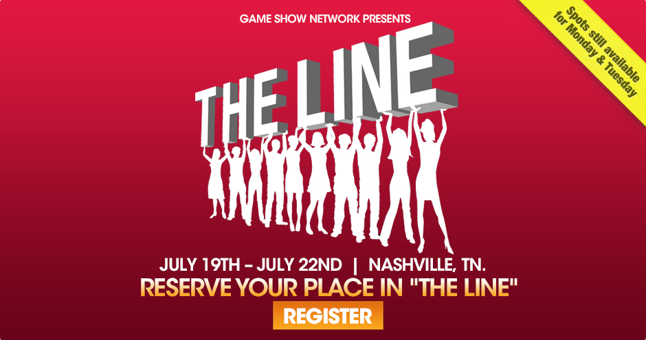 Game Show Networks' The Line