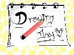 Drawing: happy drawing day!~ ^_^