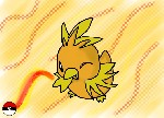 Drawing: Torchic