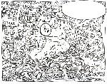 Drawing: Pig Pilot