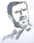 Drawing: Cantona