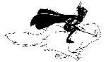 Drawing: Cat Vader