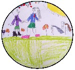 Drawing: Lovely Day By Shelton Hartley (6years)
