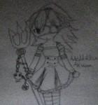 Drawing: Mediku Akuma