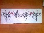 Drawing: Tribal Drawing