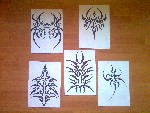 Drawing: Tribal Collection 2