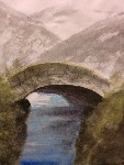 Drawing: Cherished Bridge