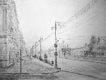 Drawing: Targu-Mures