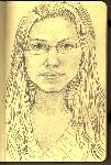 Drawing: Self Portrait