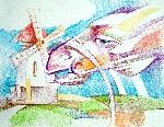 Drawing: Rosinanta