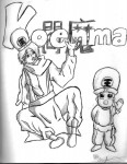 Drawing: Koenma/Koenma