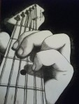 Drawing: E Minor Seven
