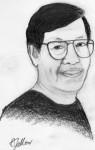 Drawing: Raymond Wunna Artist