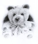 Drawing: teddy bear