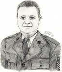 Drawing: Bucky