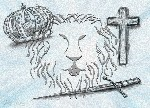 Drawing: Lion of Judah