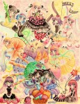 Drawing: Mezz Land