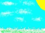 Drawing: Sky drawing