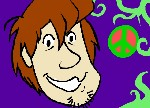 Drawing: shaggy rogers