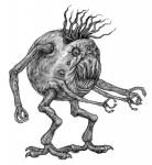 Drawing: alien-4