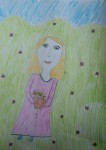 Drawing: Jara Elenska, 7 years old