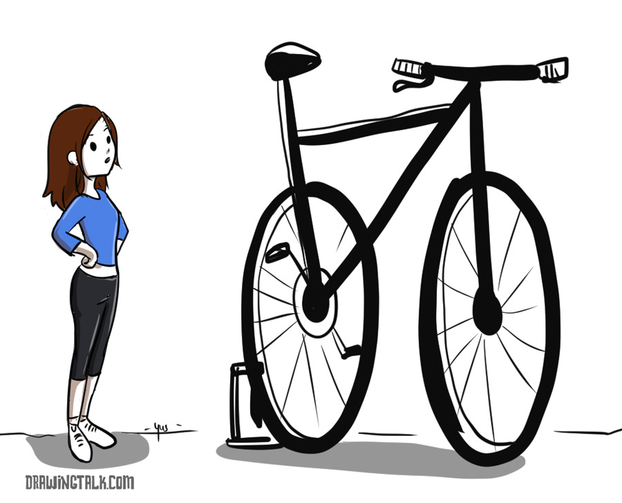How to Choose a Bike - Size Matters