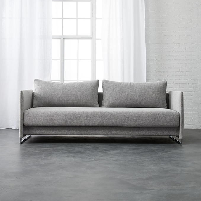 Tandom-Microgrid-Grey-Sleeper-Sofa