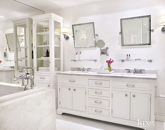 Vanity by Restoration Hardware