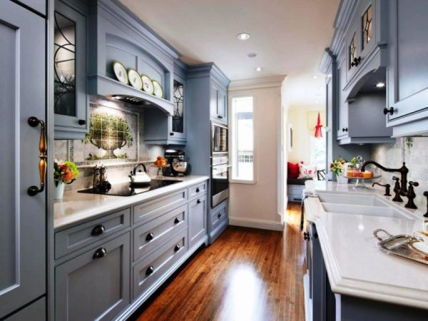 best-galley-kitchen-layout