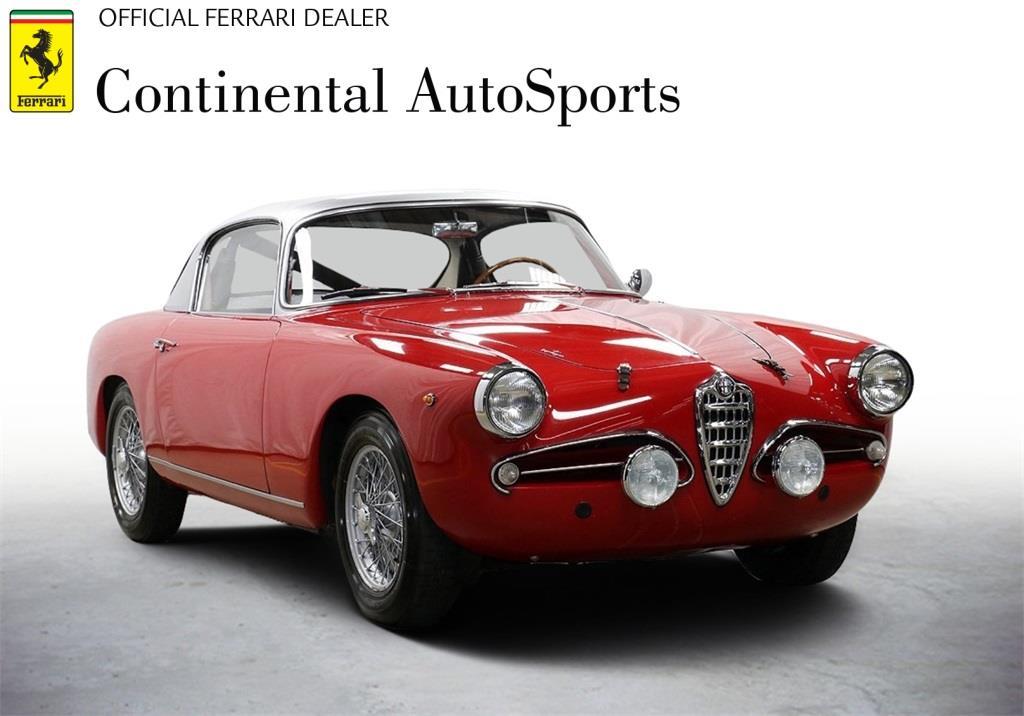 1957 Alfa Romeo 1900 SSC