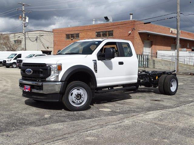 2021 Ford Super Duty F-450 DRW 4x4
