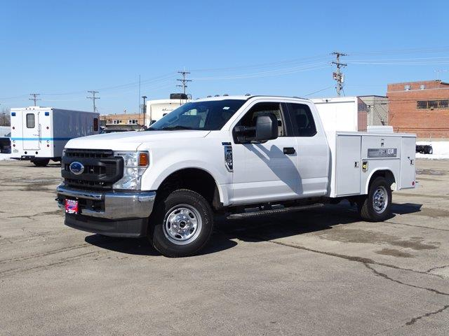 2021 Ford Super Duty F-250 SRW 8' SERVICE BODY