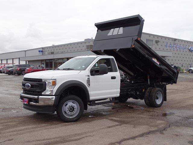 2021 Ford Super Duty F-550 DRW 4X4