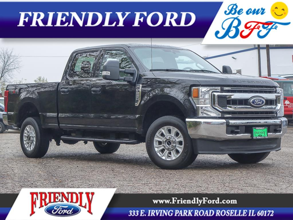 2020 Ford F-250SD