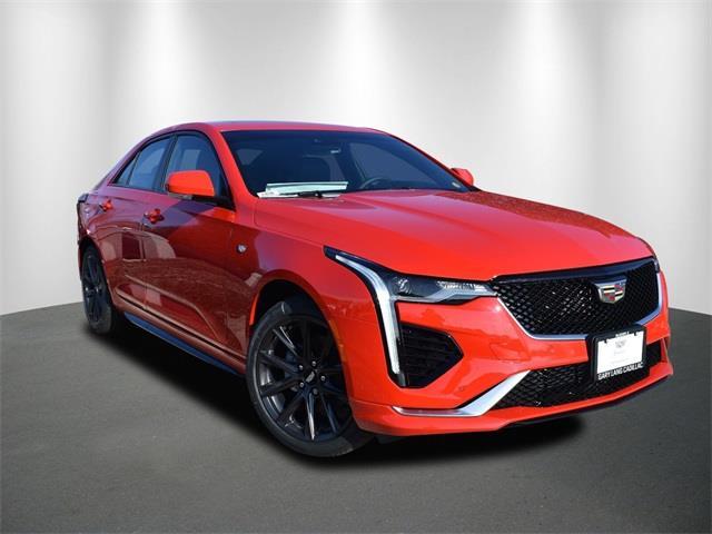 2021 Cadillac CT4