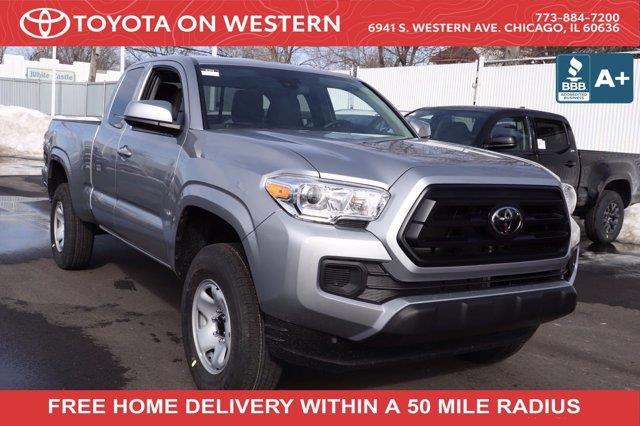 2021 Toyota Tacoma 4WD