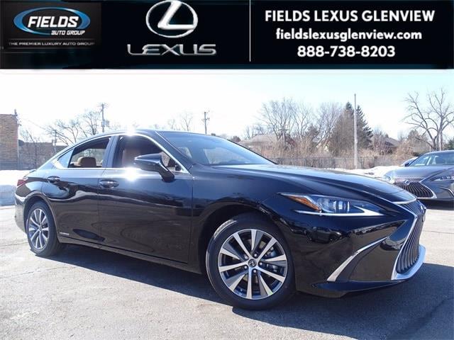 2021 Lexus ES 300h